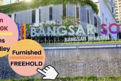 Bangsar South New Project