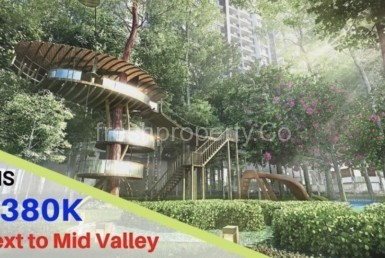 Sky Forest Luxury Condo Mid Valley