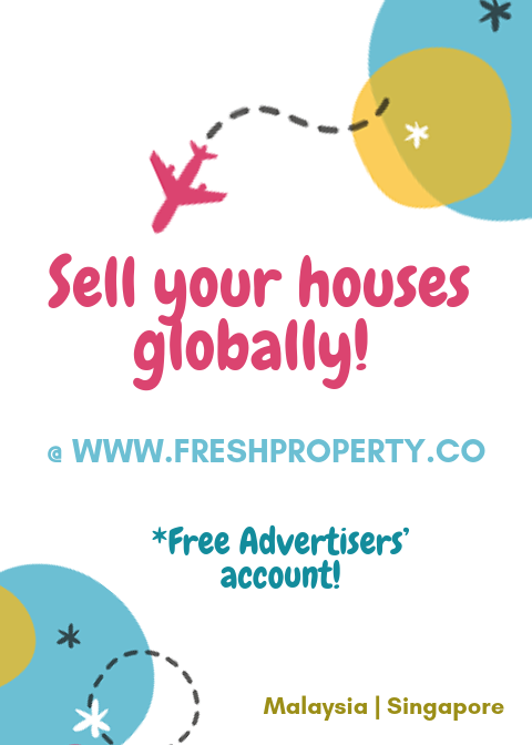 Sell your houses globally