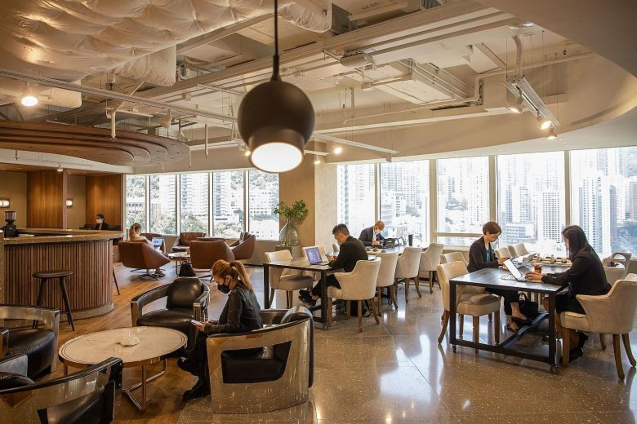 Co-working Spaces Thrive in HK, Struggle in Singapore Shutdown