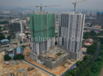 Savio Rianamas Segambut KL Site Progress